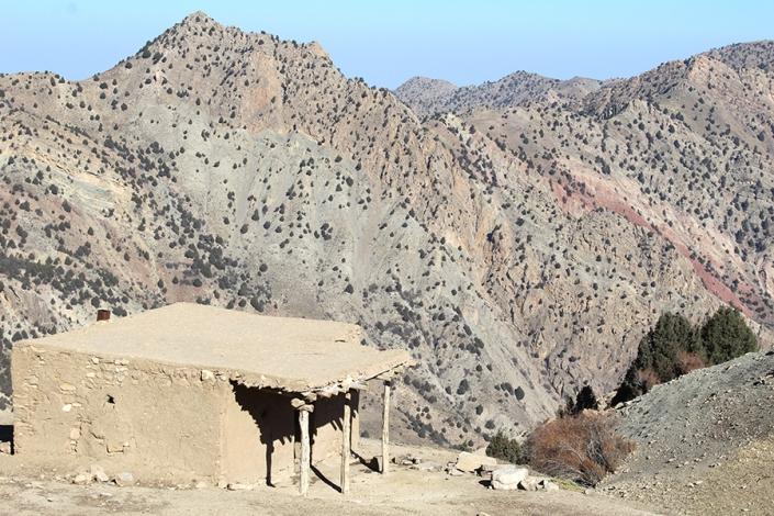 ابتدای دره سیستان