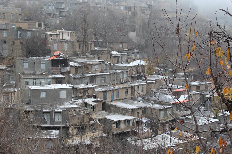 روستای مجد حوالی رودخانه طرق