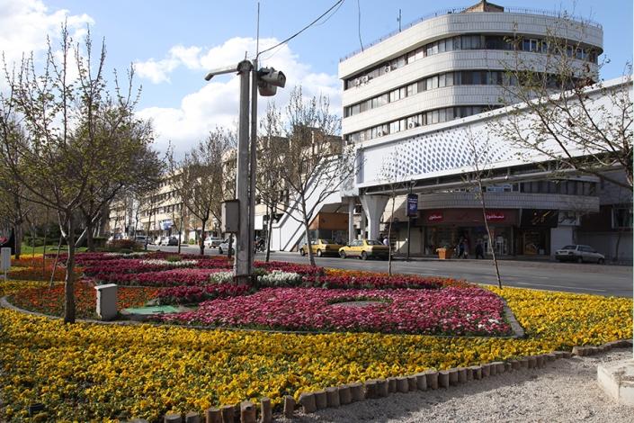 خیابان احمد اباد