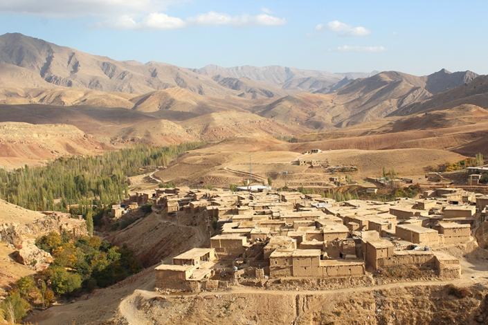 روستای تاریخی بلغور،از تفرجگاه های مشهد،جاهای دیدنی مشهد،روستاگردی