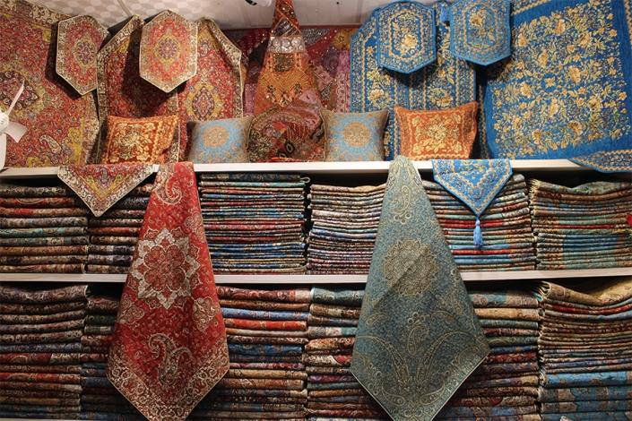 سجاده صنایع دستی شهر مشهد