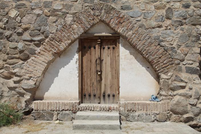 رباط خاکستری،جاذبه های تاریخی فرهنگی شهر مشهد،جاهای دیدنی مشهد