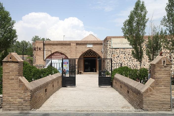 کاروانسرای زمستانی ویرانی،جاذبه های تاریخی فرهنگی شهر مشهد،جاهای دیدنی مشهد