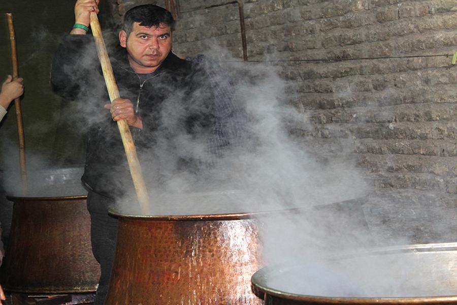 شله،غذای محلی شهر مشهد