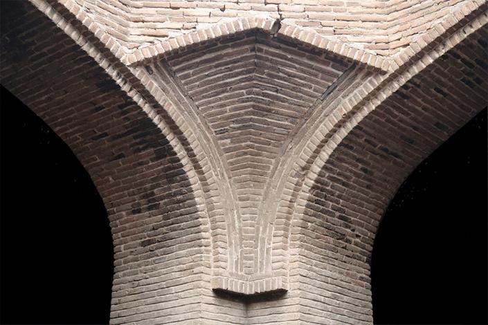 کاروانسرای علاقبند،جاذبه های تاریخی فرهنگی شهر مشهد،جاهای دیدنی مشهد