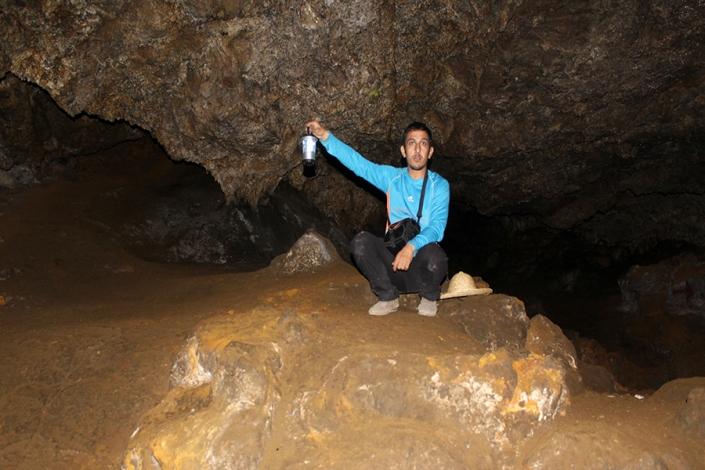 غارمغان،غار نوردی،جاذبه های گردشگری،حوالی رودخانه طرق