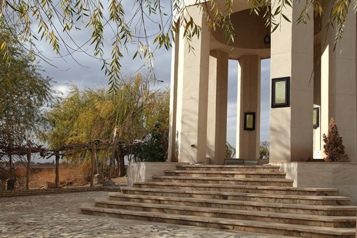 ارامگاه ابو علی فارمدی،عرفای شهر مشهد