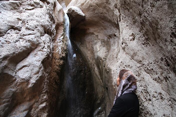 ابشار خواجه حسین اباد،از تفرجگاه های مشهد،جاهای دیدنی مشهد