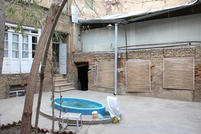 خانه های تاریخی مشهد ،محله سرشور،مناطق قدیمی مشهد،بافت تاریخی مشهد،قدیمی ترین محله های مشهد