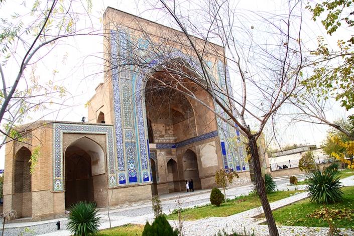 مصلی تاریخی مشهد،اثار تاریخی و فرهنگی شهر مشهد