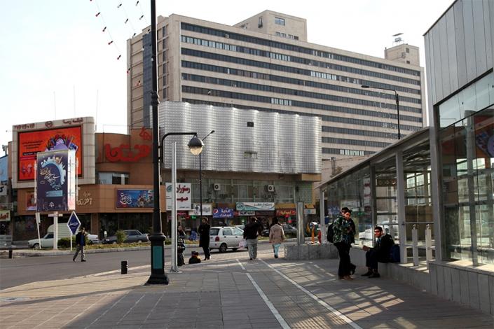 تقی اباد،سینما افریقا،جاذبه های گردشگری شهر مشهد