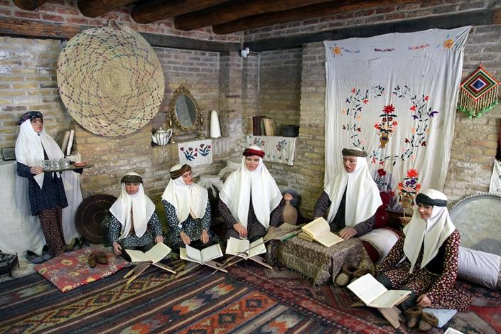 موزه مکتب خانه تاریخی توکلی