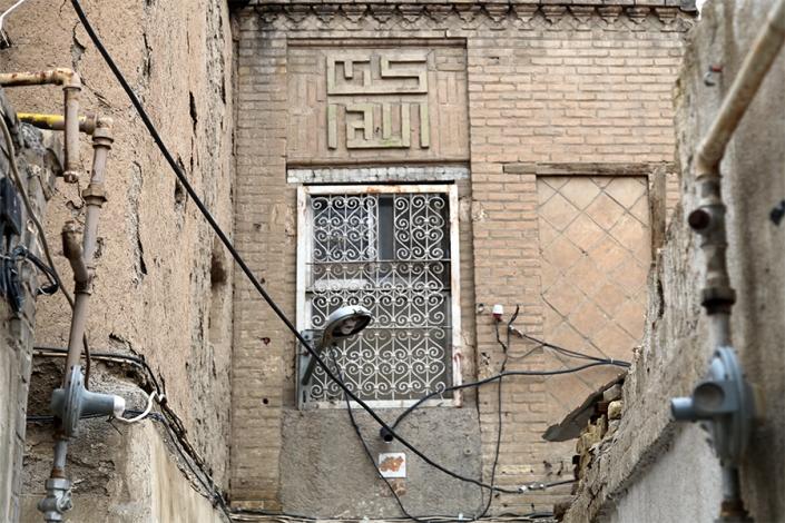 خانه تاریخی بالا خیابان 18