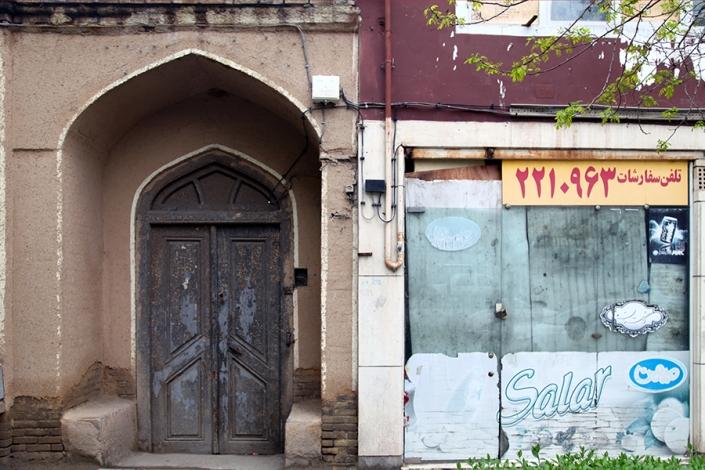 خانه تاریخی محله ارگ،خیابان جم،خانه های قدیمی مشهد،مناطق قدیمی مشهد،بافت تاریخی مشهد،قدیمی ترین محله های مشهد