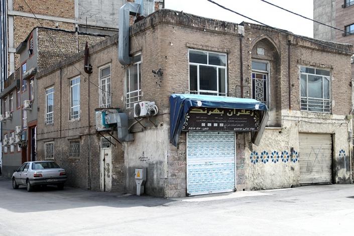 خانه تاریخی مشهد ،محله سرحوضان،مناطق قدیمی مشهد،بافت تاریخی مشهد،قدیمی ترین محله های مشهد