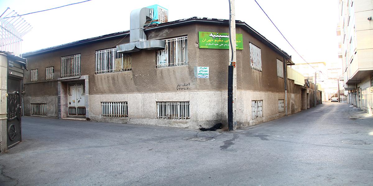 محله پاچنار،کوچه پاچنار،کوچه های قدیمی مشهد،مناطق قدیمی مشهد،بافت تاریخی مشهد،قدیمی ترین محله های مشهد