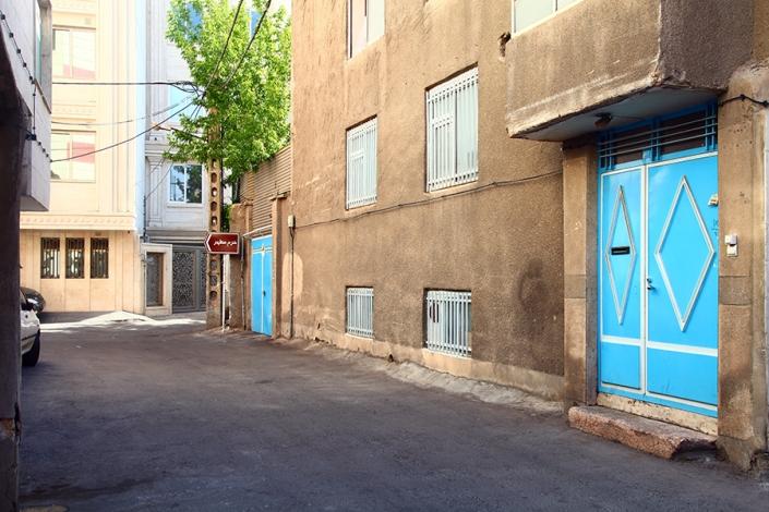 محله پاچنار،کوچه های قدیمی مشهد،مناطق قدیمی مشهد،بافت تاریخی مشهد،قدیمی ترین محله های مشهد