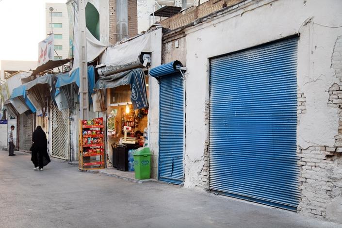 تپل محله،کوچه بازار چه حاج اقا جان،کوچه های قدیمی مشهد،مناطق قدیمی مشهد،بافت تاریخی مشهد،قدیمی ترین محله های مشهد