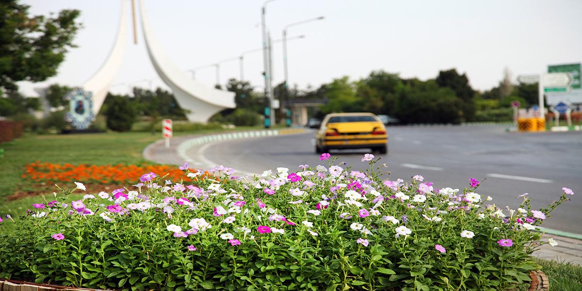 بلوار فرودگاه،خیابان های معروف و قدیمی شهر مشهد