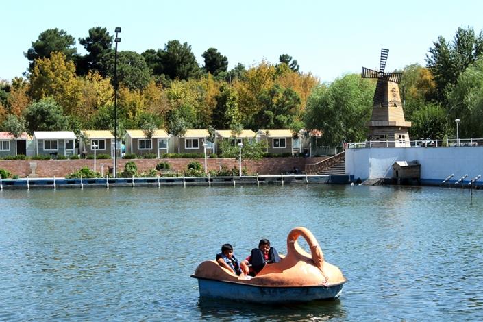بوستان جنگلی غدیر،پارک ها و بوستانهای شهر مشهد،جاذبه های گردشگری شهر مشهد،دیدنی های شهر مشهد