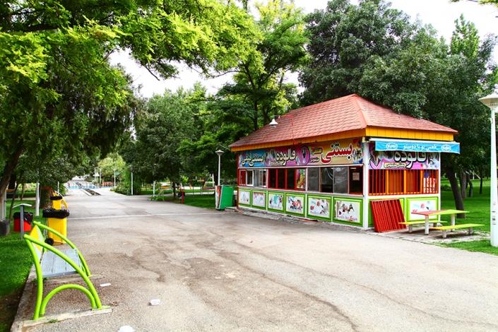 محوطه پارک پردیس،پارک ها و بوستانهای شهر مشهد،جاهای دیدنی مشهد