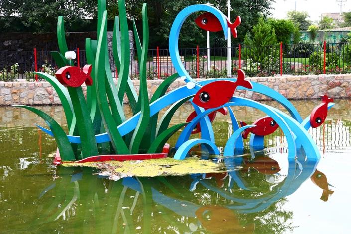 دریاچه پارک پردیس،پارک ها و بوستانهای شهر مشهد،جاهای دیدنی مشهد