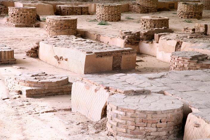 مدرسه تابران توس(نظامیه)،شهر تاریخی توس،جاذبه های تاریخی فرهنگی شهر مشهد،جاهای دیدنی مشهد