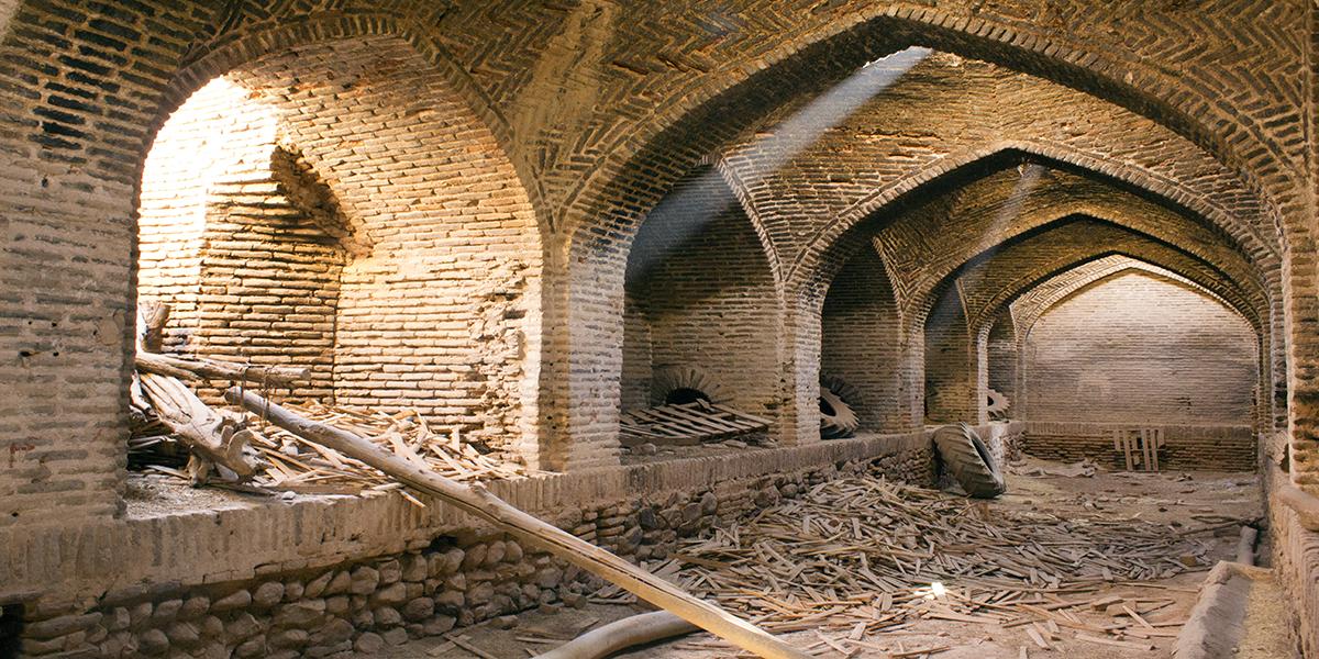 کاروانسرای نظام الدوله،جاذبه های تاریخی فرهنگی شهر مشهد،جاهای دیدنی مشهد