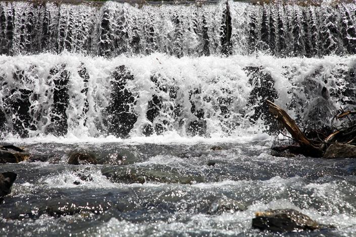 ابشار کردینه،از تفرجگاه های مشهد،جاهای دیدنی مشهد،رودخانه طرقبه