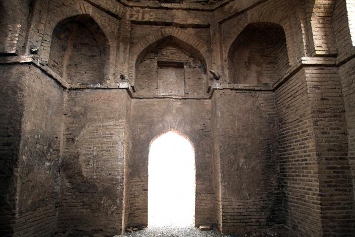 چهار طاقی بابا لنگر،جاذبه های تاریخی فرهنگی شهر مشهد،جاهای دیدنی مشهد