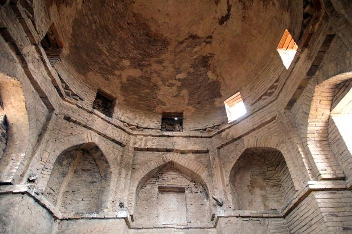 گوشه بندی های پیر بابا لنگر،جاذبه های تاریخی فرهنگی شهر مشهد،جاهای دیدنی مشهد