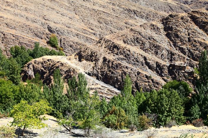 دره مایان،از تفرجگاه های مشهد،جاهای دیدنی مشهد،تفریحات طرقبه مشهد،نقشه رودخانه های مشهد