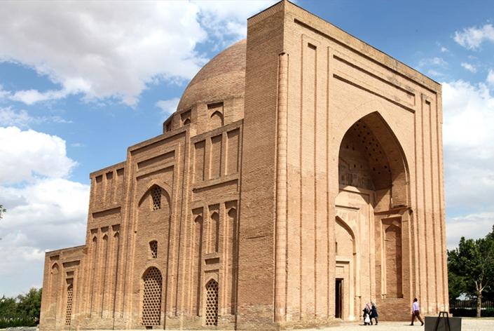 هارونی،جاذبه های تاریخی فرهنگی شهر مشهد،جاهای دیدنی مشهد،توس کهن