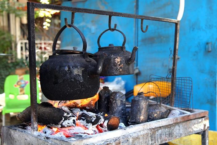 چای اتیشی،غذاخوری های سنتی مشهد،روستای ییلاقی گردشگری جاغرق،اشکده طرقبه،از تفرجگاه های مشهد،جاهای دیدنی مشهد