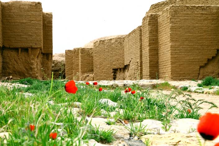کهن دژ توس،شهر تاریخی توس،جاذبه های تاریخی فرهنگی شهر مشهد،جاهای دیدنی مشهد
