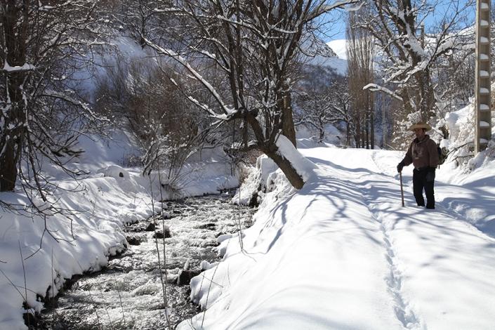 روستای زشک،رودخانه زشک،از تفرجگاه های مشهد،جاهای دیدنی مشهد