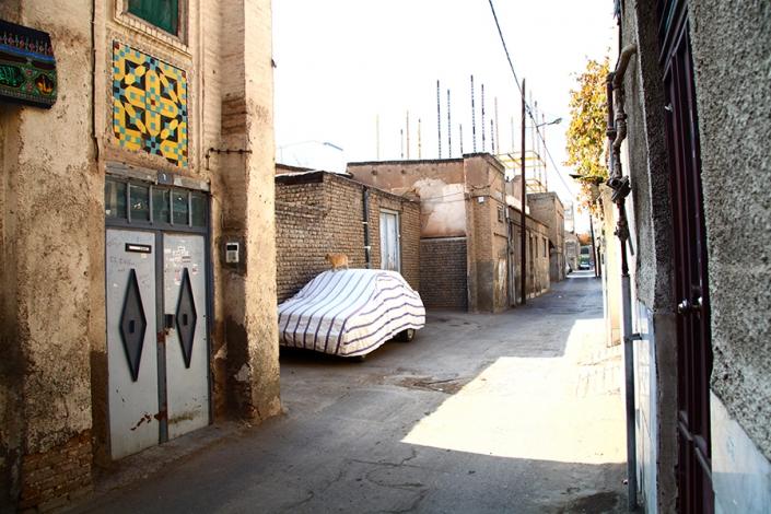 محله بالا خیابان،کوچه های قدیمی مشهد،مناطق قدیمی مشهد،بافت تاریخی مشهد،قدیمی ترین محله های مشهد