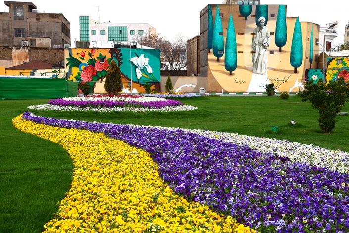 محله سراب،خیابان های قدیمی مشهد،مناطق قدیمی مشهد،بافت تاریخی مشهد،قدیمی ترین محله های مشهد