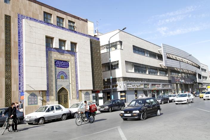محله بالا خیابان ابتدای خیابان دانشگاه، ،مناطق قدیمی مشهد،بافت تاریخی مشهد،قدیمی ترین محله های مشهد