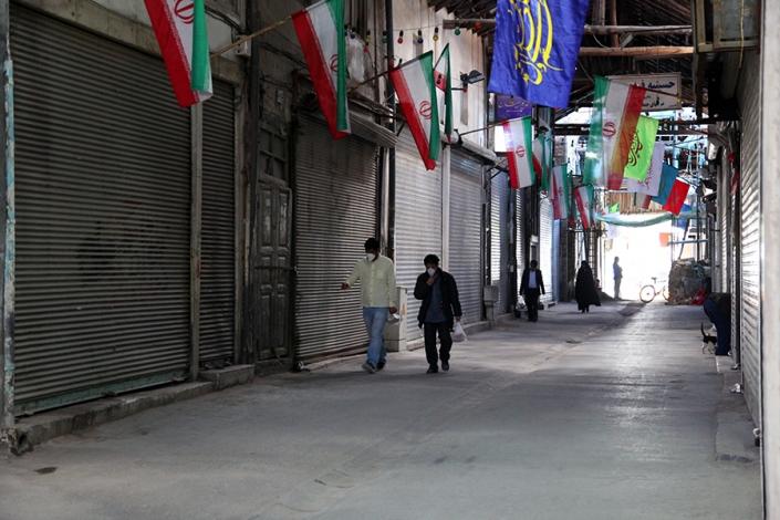 محله سرشور، بازار قدیمی فرش از بازار های قدیمی مشهد،مناطق قدیمی مشهد،بافت تاریخی مشهد،قدیمی ترین محله های مشهد
