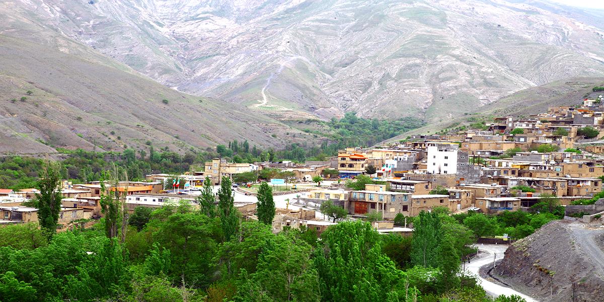 روستای مغان،از تفرجگاه های مشهد،جاهای دیدنی مشهد