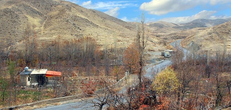 راه روستای سربرج،جاذبه های گردشگری مشهد