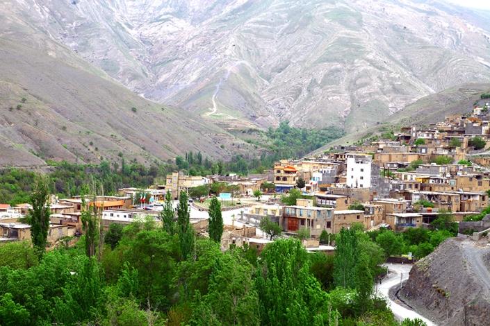 روستای ییلاقی مغان