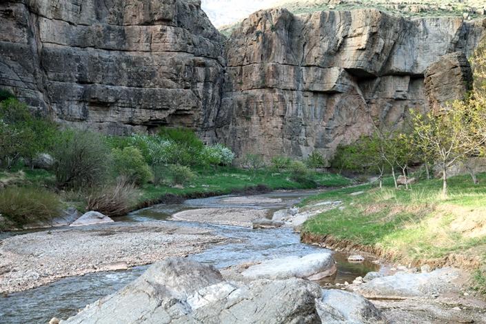 دره غول سنگی