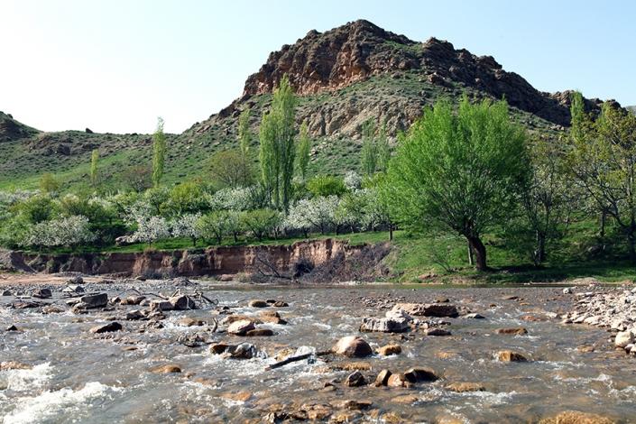 رودخانه تلغور