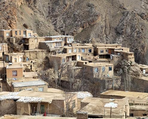 روستای زیبای ابقد