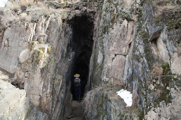غار زری،غار نوردی،جاهای دیدنی مشهد