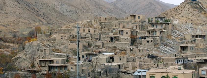 روستای کوهستانی بهره