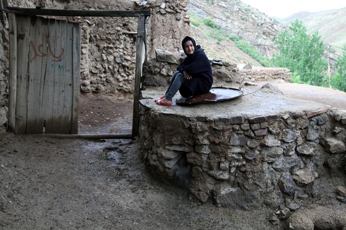 روستای کریم اباد