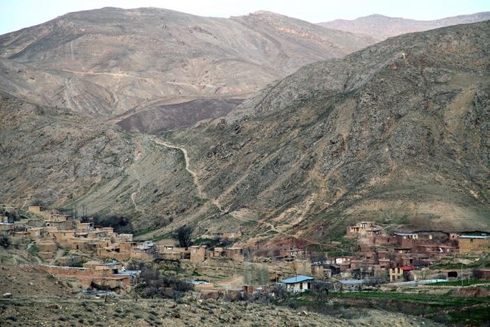 روستای کوهستانی سیج